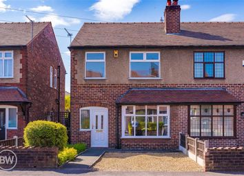 Thumbnail 3 bed semi-detached house for sale in Granville Street, Leigh, Lancashire