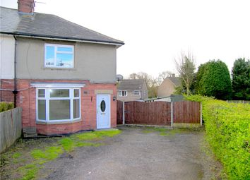 Thumbnail 2 bed semi-detached house for sale in Shawcroft Avenue, Riddings, Alfreton