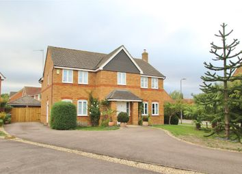 Thumbnail 5 bed detached house for sale in Tudors Close, Calvert, Buckingham
