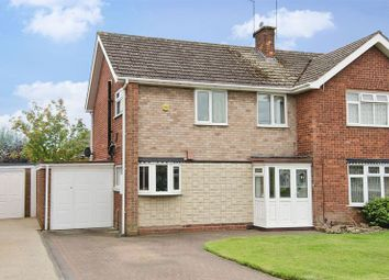 Thumbnail 3 bed semi-detached house for sale in Woodside Way, Willenhall