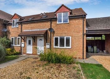 Thumbnail 1 bed end terrace house for sale in Little Marsh Road, Marsh Gibbon, Buckinghamshire.