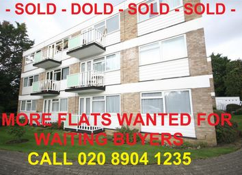 Thumbnail 3 bedroom flat for sale in Marsh Hall, Talisman Way HA9, Wembley, Greater London