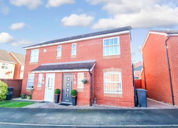 3 bed semi-detached house for sale in Westwood Road, Atherstone CV9