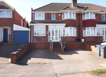 Thumbnail 4 bedroom semi-detached house for sale in Beauchamp Avenue, Birmingham