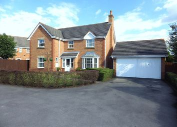 Thumbnail 4 bedroom detached house for sale in Pursey Drive, Bradley Stoke, Bristol