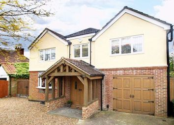 Thumbnail 5 bed detached house to rent in Fairfield Road, Epping