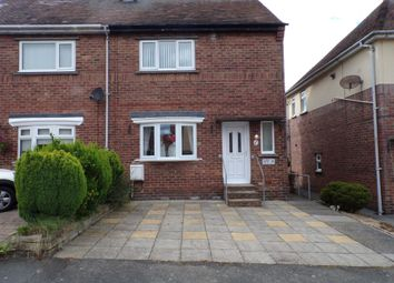 Thumbnail 2 bed semi-detached house for sale in Bishops Meadow, Bedlington