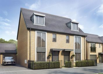 Thumbnail 4 bed semi-detached house for sale in The Beckett, Littlecombe, Dursley