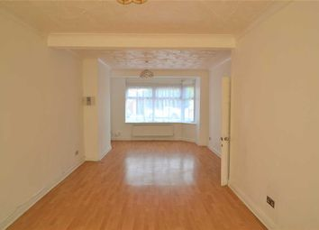 Thumbnail 3 bedroom terraced house to rent in Quebec Road, Newbury Park, Ilford