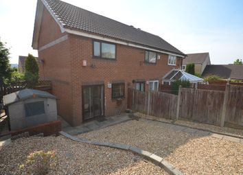 Thumbnail 2 bed semi-detached house for sale in Silbury Close, Blackburn