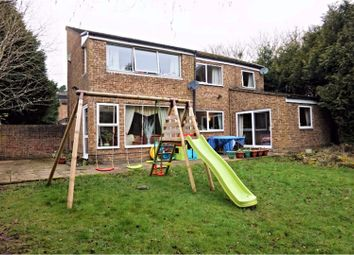 Thumbnail 5 bed detached house for sale in Medland, Woughton Park