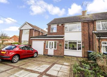 Thumbnail 3 bed semi-detached house for sale in Dawlish Drive, Styvechale, Coventry