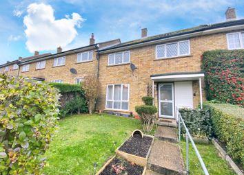 Thumbnail 3 bed terraced house for sale in Pankhurst Crescent, Stevenage, Hertfordshire