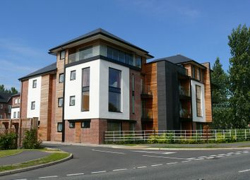 Thumbnail 2 bed flat to rent in Barony Road, Nantwich