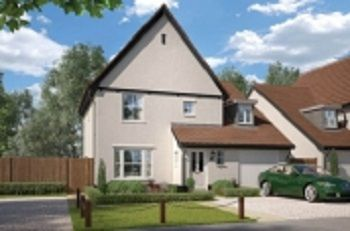 Thumbnail 4 bedroom detached house for sale in The, Oakley Park, Mulbarton, Norfolk
