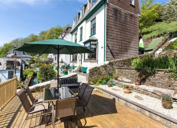 Thumbnail 4 bed end terrace house for sale in Chapel Ground, West Looe, Looe, Cornwall