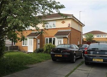 Thumbnail 2 bed property to rent in Harecastle Avenue, Eccles, Manchester