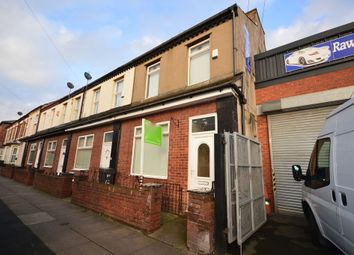 Thumbnail 2 bedroom end terrace house for sale in Rawson Road, Liverpool