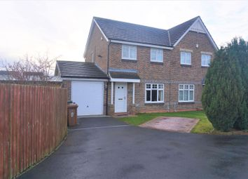 3 bed semi-detached house for sale in Penyghent Way, Washington NE37