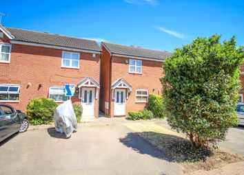 Thumbnail 2 bed semi-detached house for sale in Mill Close, Wolston, Coventry