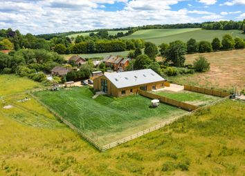 4 bed semi-detached house for sale in Manor Farm Barns, Wanborough, Guildford, Surrey GU3