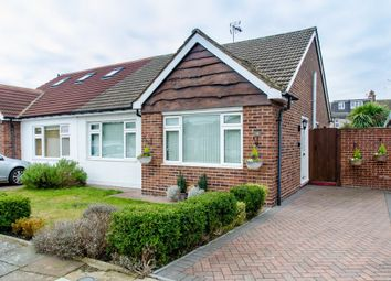 Thumbnail 2 bedroom semi-detached bungalow for sale in Normans Close, Gravesend