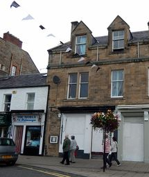 Thumbnail Retail premises for sale in Bank Street, Galashiels