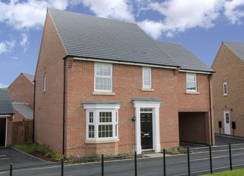 "Thumbnail 4 bedroom detached house for sale in ""Hurst"" at Brookfield, Hampsthwaite, Harrogate"