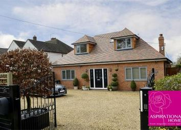 Thumbnail 5 bed detached house for sale in Chelveston Road, Raunds, Northamptonshire
