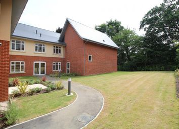 Thumbnail 2 bed flat to rent in Fernhill Road, Blackwater, Surrey