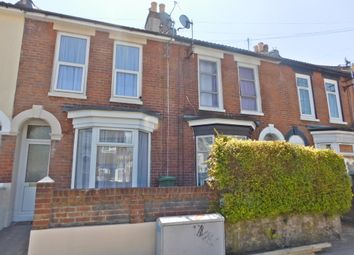 Thumbnail 3 bed terraced house to rent in Powerscourt Road, Portsmouth