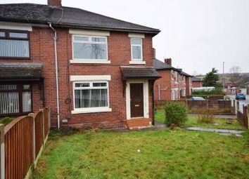 Thumbnail 3 bed semi-detached house for sale in Abbots Road, Stoke-On-Trent