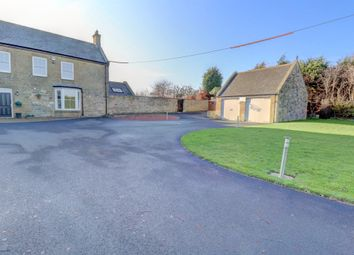 Thumbnail 5 bed detached house for sale in Woodhorn Village, Ashington