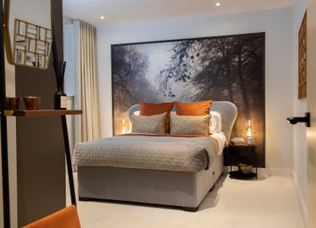 Thumbnail 3 bed flat for sale in Crimscott Street, London