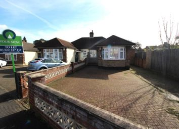 Thumbnail 3 bed bungalow to rent in Swanton Road, Erith