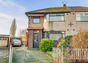 Thumbnail 3 bed semi-detached house for sale in Laurel Road, Prescot