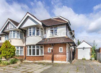 Thumbnail 5 bed semi-detached house for sale in Ebrington Road, Kenton