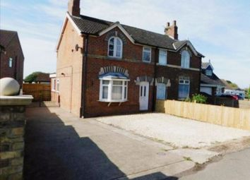 Thumbnail 2 bed semi-detached house for sale in Low Road, Worlaby, Brigg