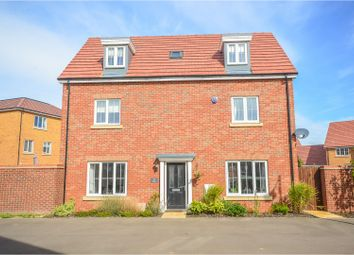 Thumbnail 5 bed detached house for sale in Green Lane, Bedford