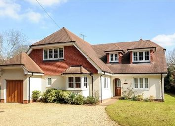 Thumbnail 5 bedroom detached house for sale in Lower Wokingham Road, Crowthorne, Berkshire
