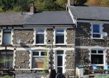 Thumbnail 2 bed terraced house for sale in 47 Aberbeeg Road, Abertillery, Blaenau Gwent
