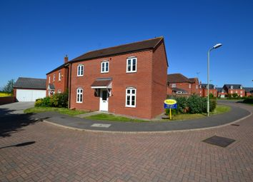 Thumbnail 3 bedroom detached house to rent in Warwick Rogers Close, Market Drayton, Shropshire