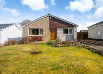 Thumbnail 3 bed detached bungalow for sale in Strathview Place, Comrie