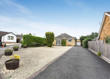 Thumbnail 3 bed detached bungalow for sale in Hatchers Crescent, Blunsdon, Wiltshire
