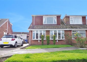 Thumbnail 3 bed bungalow for sale in Beech Close, Sproatley, Hull, East Yorkshire