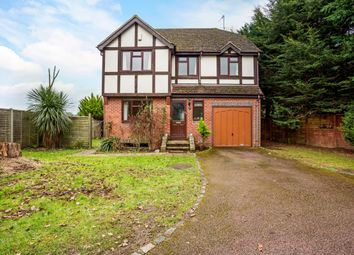 Thumbnail 4 bedroom detached house to rent in Lake View, Maidenhead
