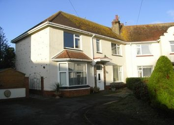 Thumbnail 3 bedroom flat to rent in Conway Crescent, Paignton