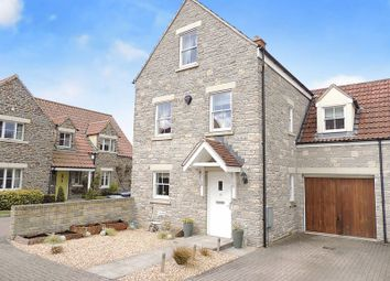 Thumbnail 5 bed semi-detached house for sale in Baron Close, Bitton, Bristol