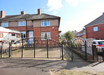 Thumbnail 3 bedroom end terrace house for sale in Spinkhill Road, Sheffield
