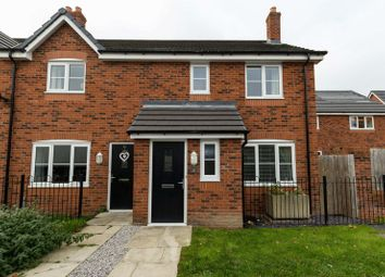 Thumbnail 3 bed terraced house to rent in Station Road, Croston